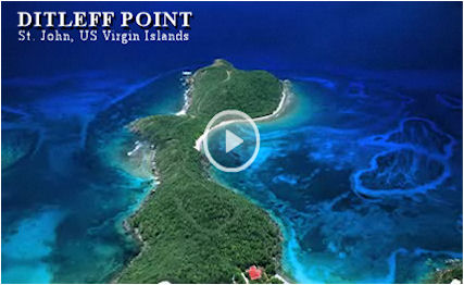 Ditleff Point, St. John,USVI